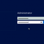Hyper-V: Create Administrator Password