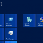 Hyper-V Manager is ready