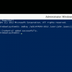 Windows 8 PowerShell command