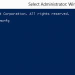 PowersShell - execute command dcomcnfg